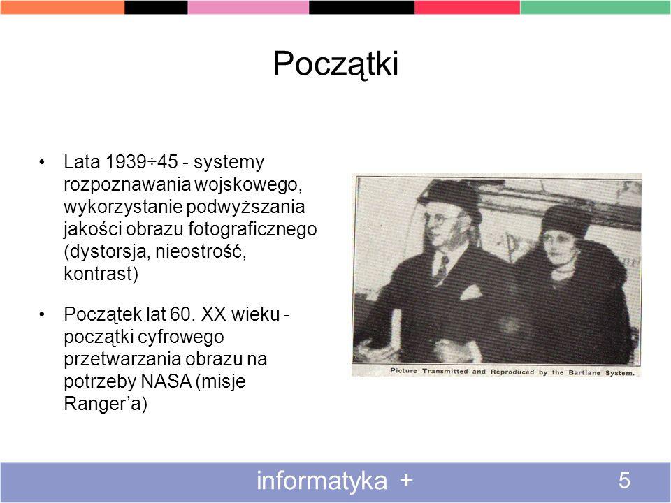 Początki informatyka +
