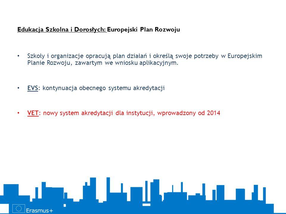 Edukacja Szkolna i Dorosłych: Europejski Plan Rozwoju