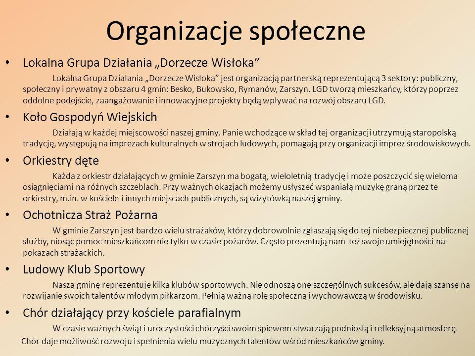 Organizacje społeczne