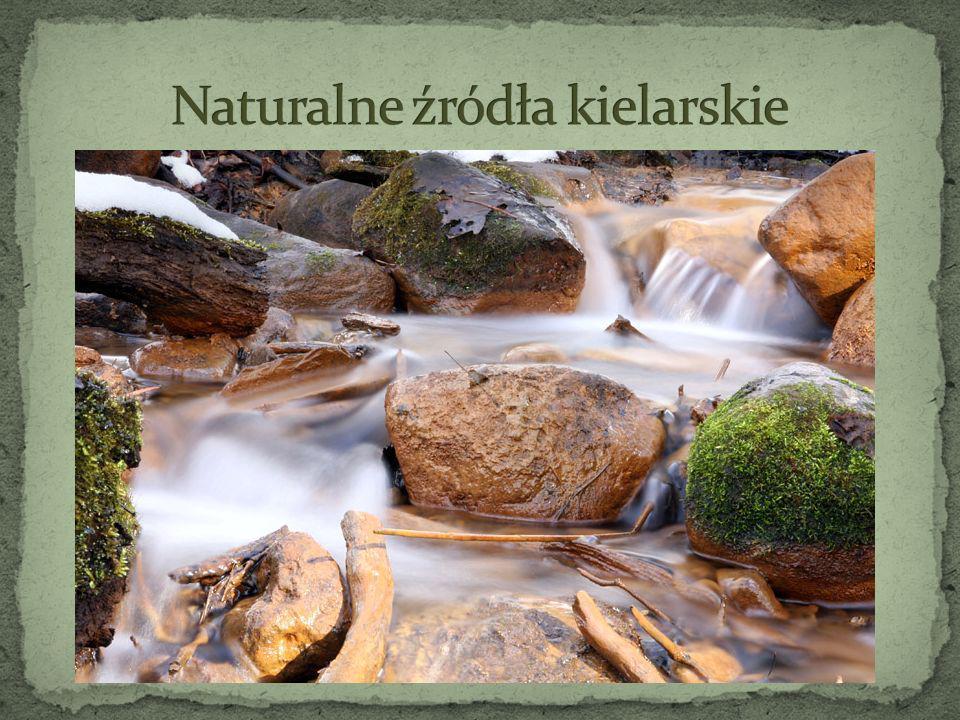 Naturalne źródła kielarskie