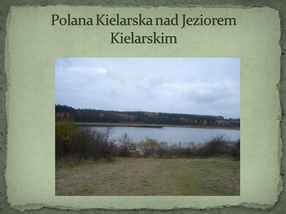 Polana Kielarska nad Jeziorem Kielarskim