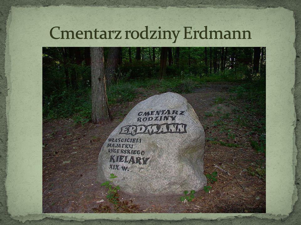 Cmentarz rodziny Erdmann