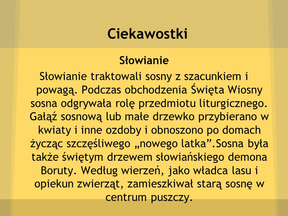 Ciekawostki Słowianie