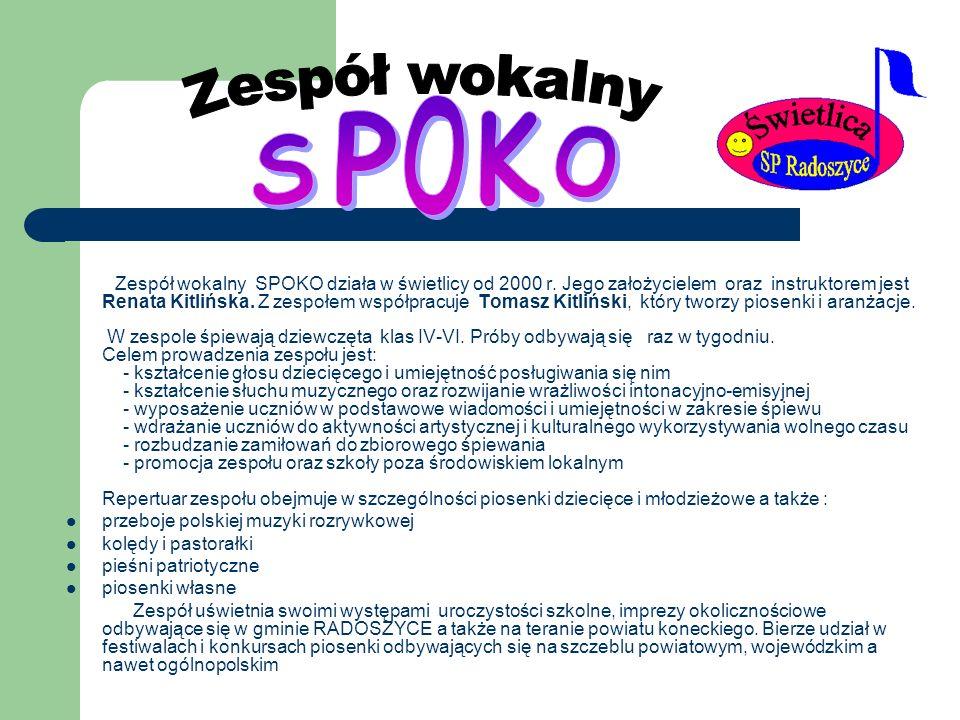 Zespół wokalny O P K O S przeboje polskiej muzyki rozrywkowej