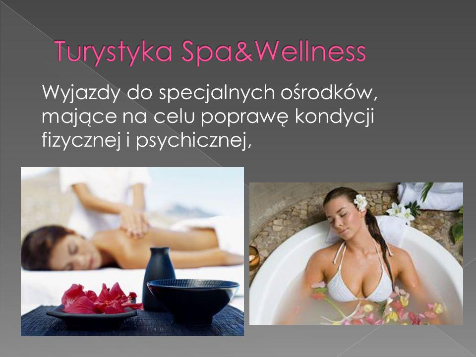 Turystyka Spa&Wellness