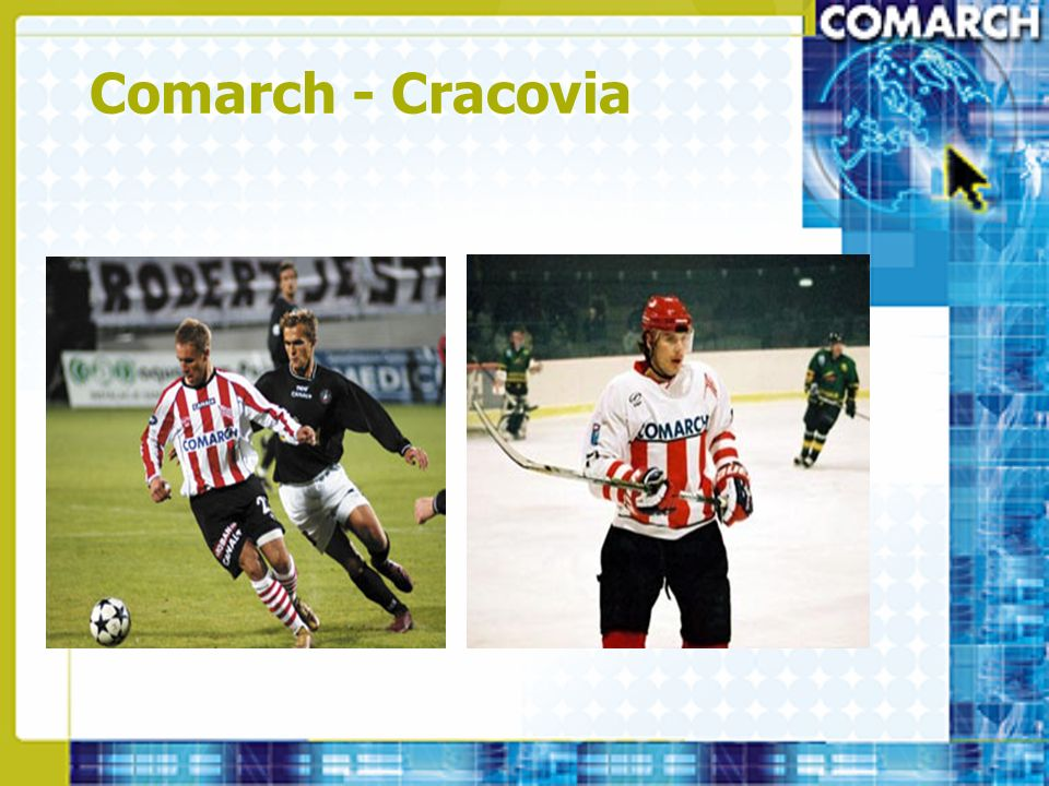 Comarch - Cracovia