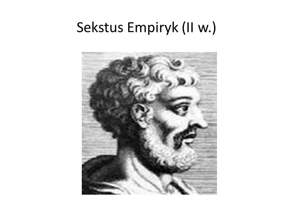 Sekstus Empiryk (II w.)