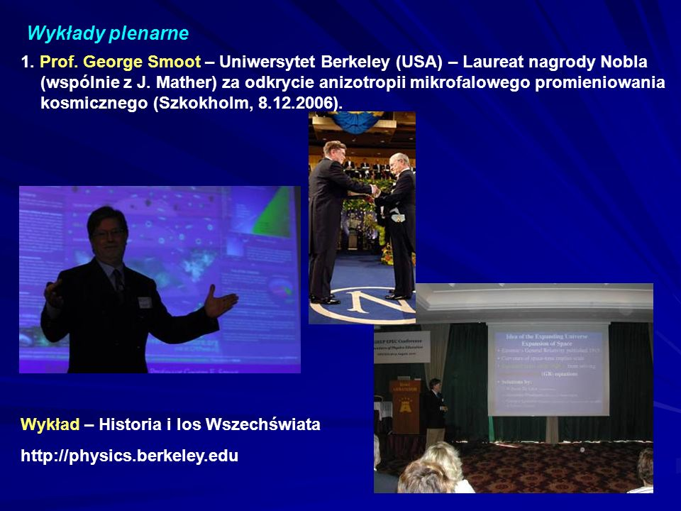Wykłady plenarne