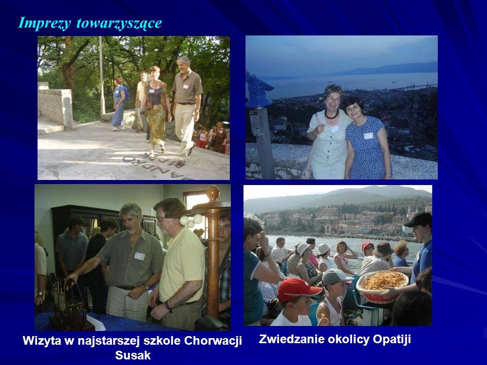 Wizyta w najstarszej szkole Chorwacji Susak Zwiedzanie okolicy Opatiji