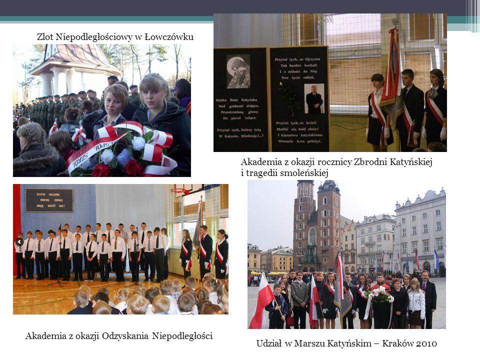 Zlot Niepodległościowy w Łowczówku