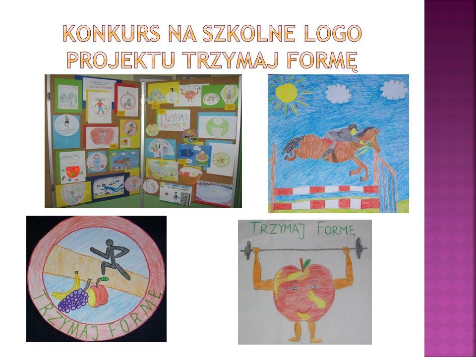 Konkurs na szkolne logo projektu Trzymaj formę