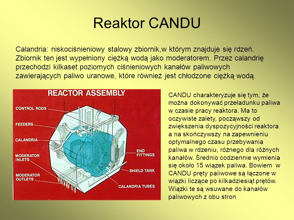 Reaktor CANDU