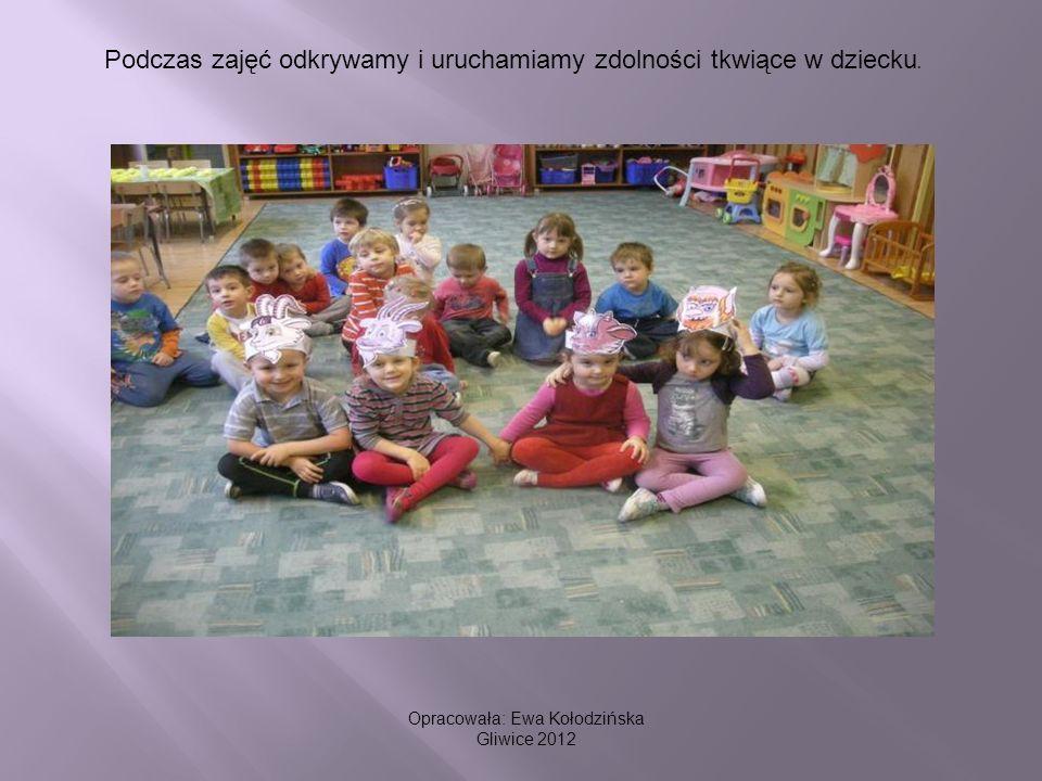 Opracowała: Ewa Kołodzińska