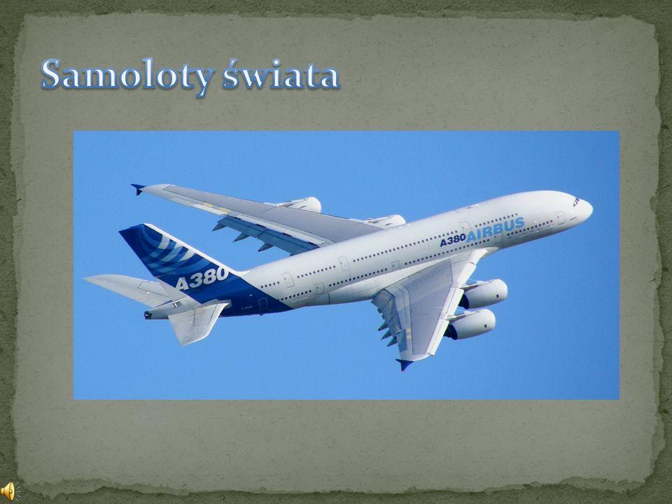Samoloty świata
