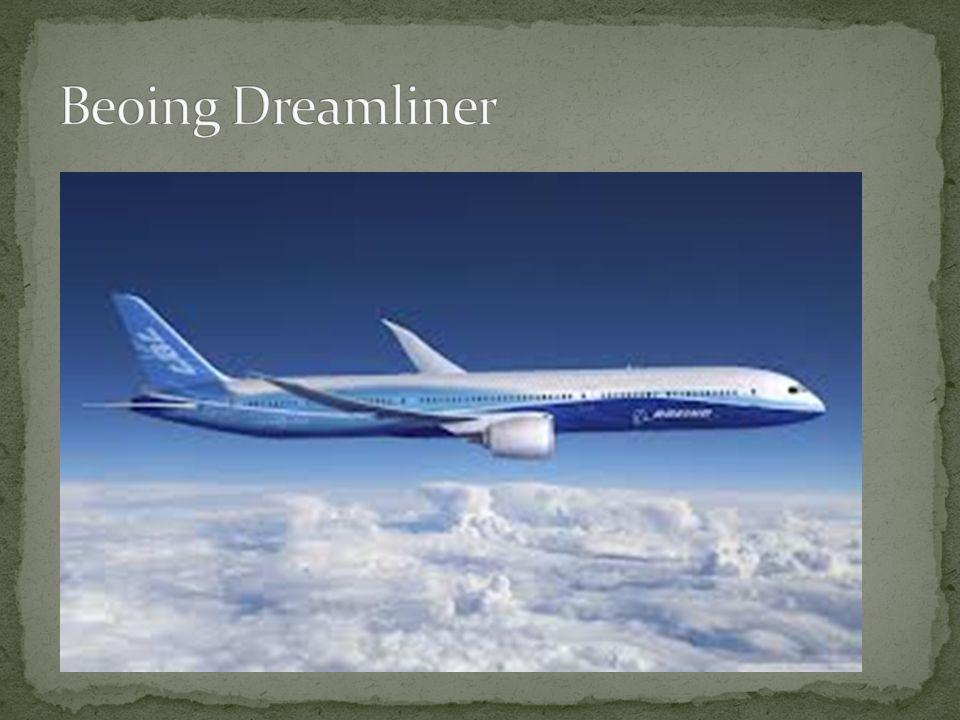 Beoing Dreamliner