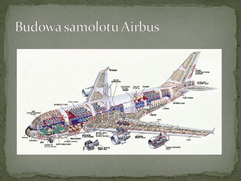Budowa samolotu Airbus