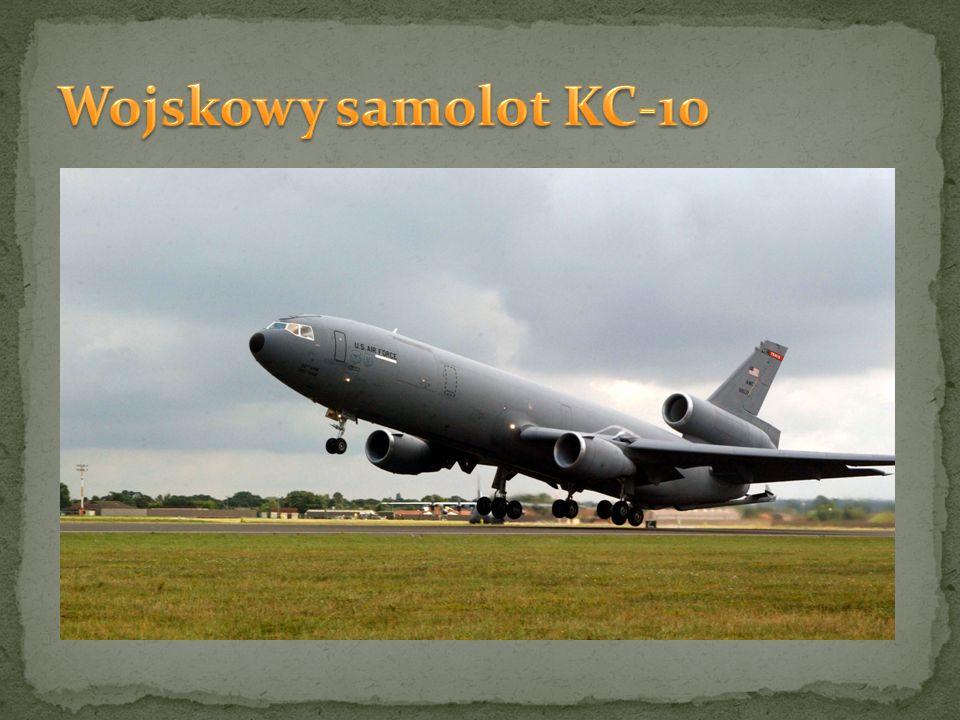 Wojskowy samolot KC-10