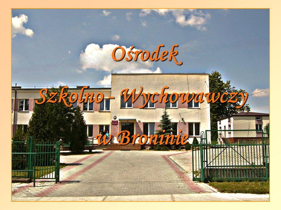 Ośrodek Szkolno - Wychowawczy w Broninie