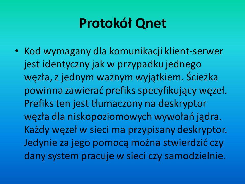 Protokół Qnet