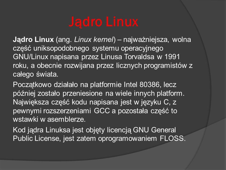 Jądro Linux