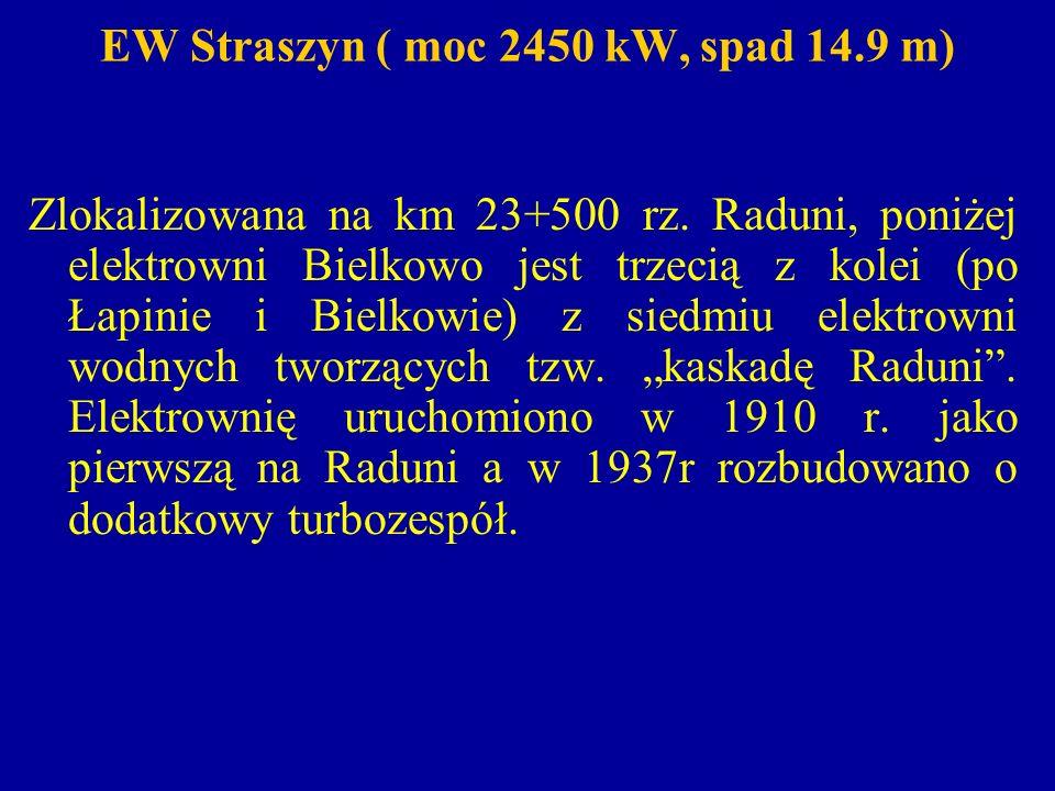 EW Straszyn ( moc 2450 kW, spad 14.9 m)
