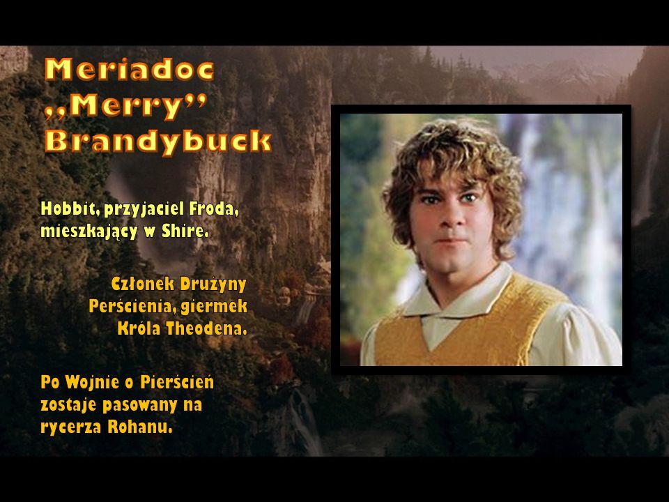 "Meriadoc ""Merry Brandybuck"