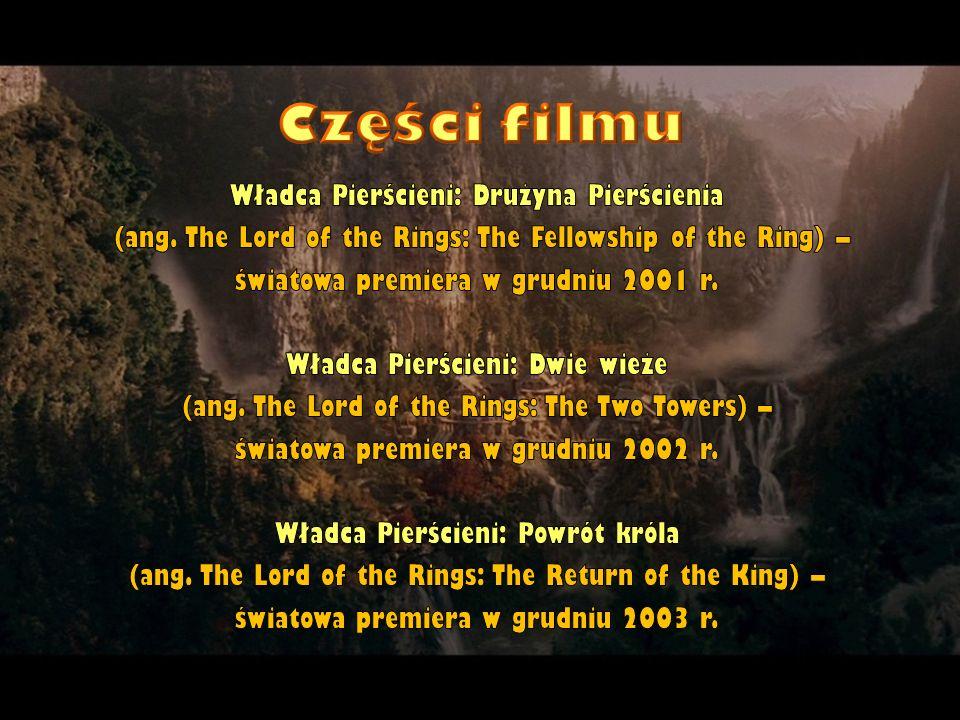 Części filmu