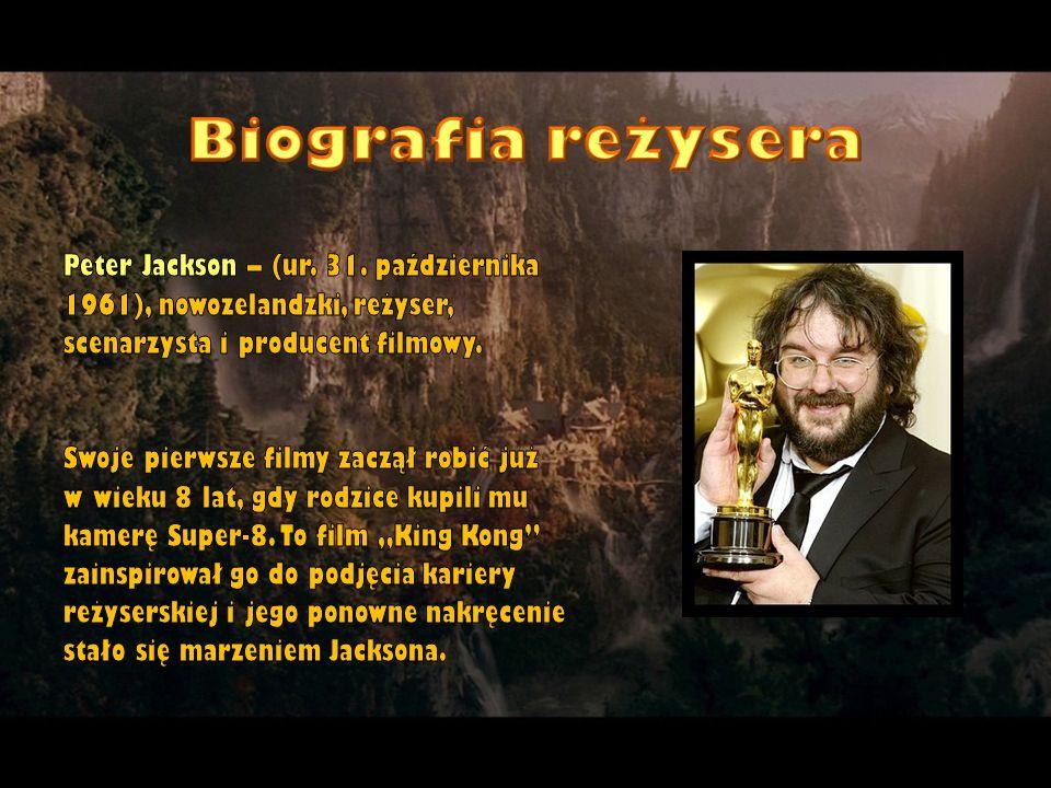 Biografia reżysera