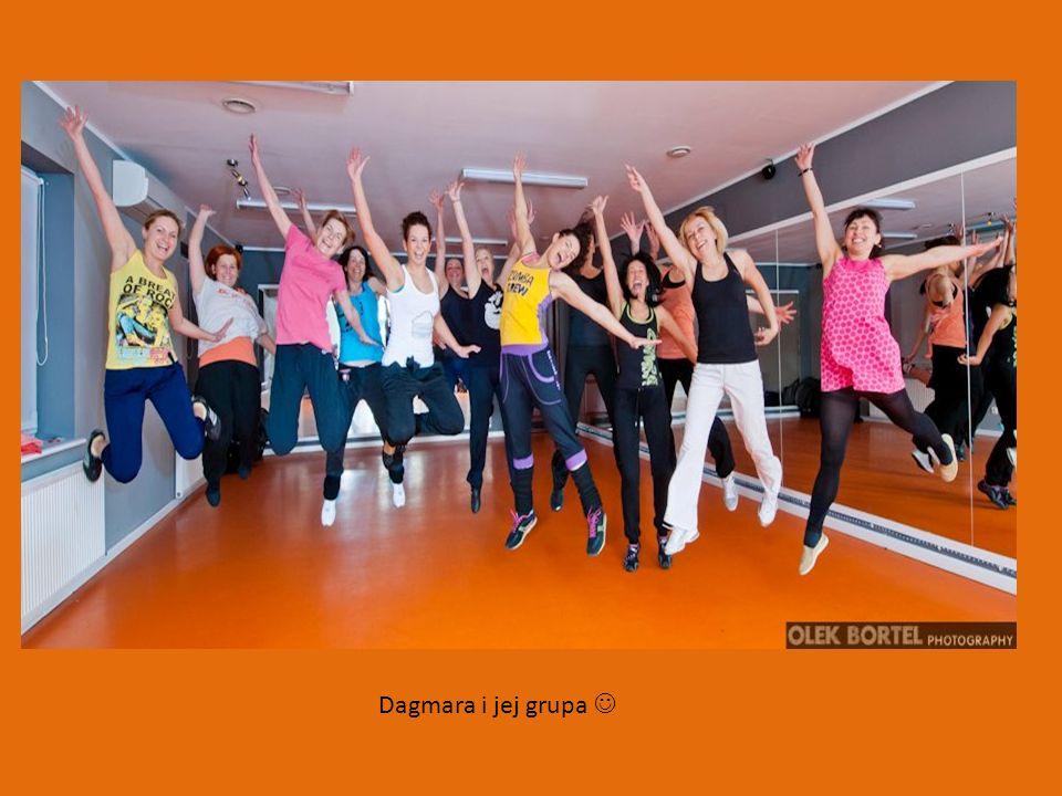 Dagmara i jej grupa 