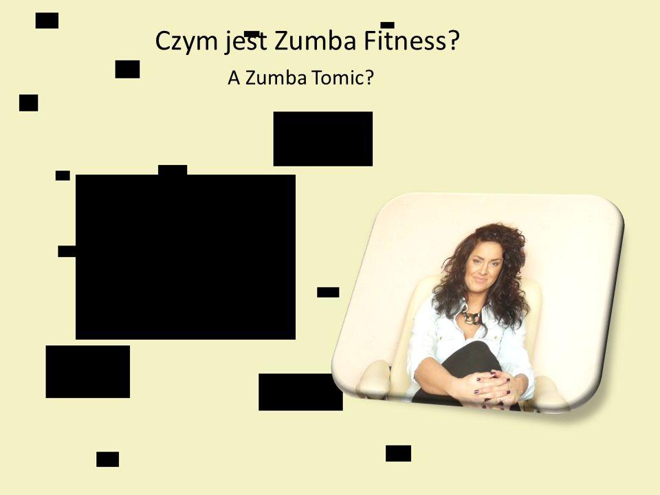 Czym jest Zumba Fitness