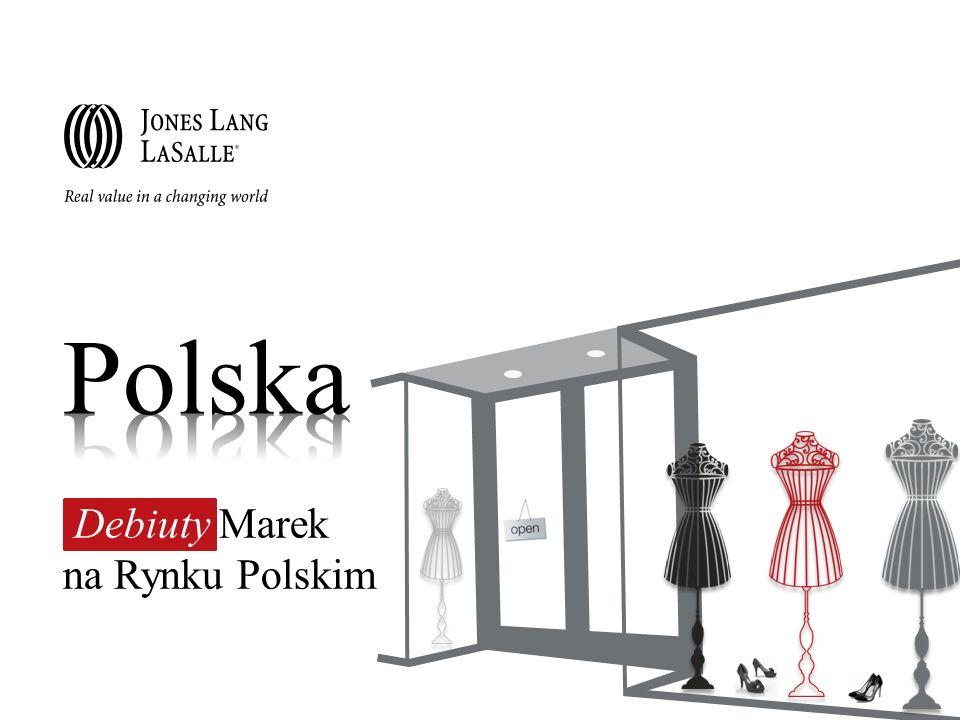 Polska Debiuty Marek na Rynku Polskim