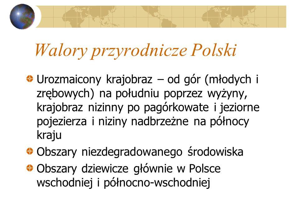 Walory przyrodnicze Polski