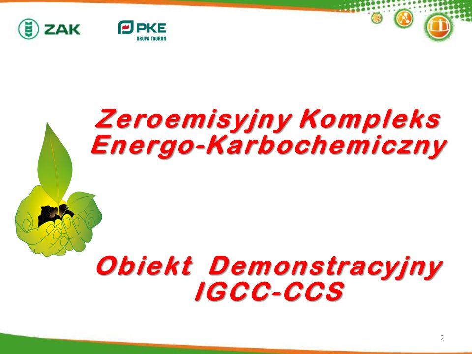 Obiekt Demonstracyjny IGCC-CCS