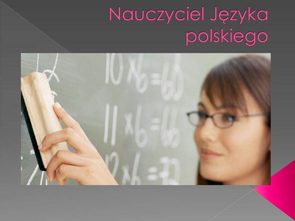 Nauczyciel Języka polskiego