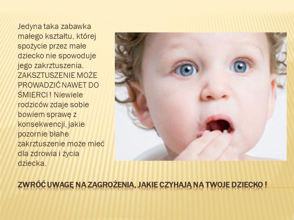 Zwróć uwagę na zagrożenia, jakie czyhają na twoje dziecko !