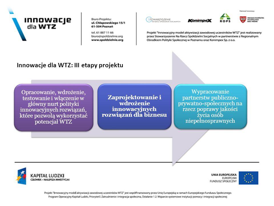 Zaprojektowanie i wdrożenie innowacyjnych rozwiązań dla biznesu