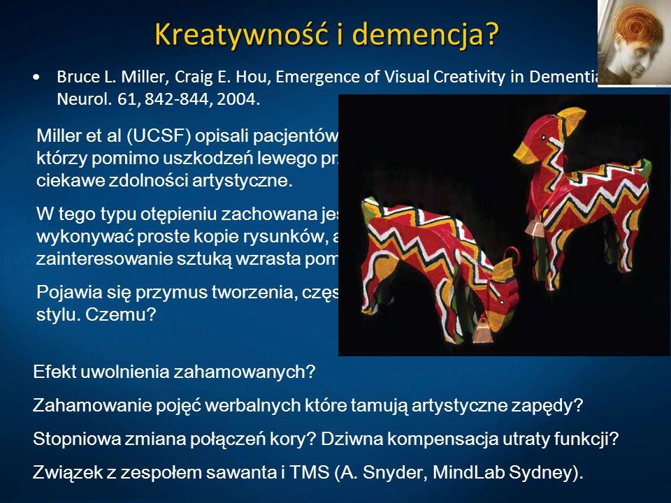 Kreatywność i demencja
