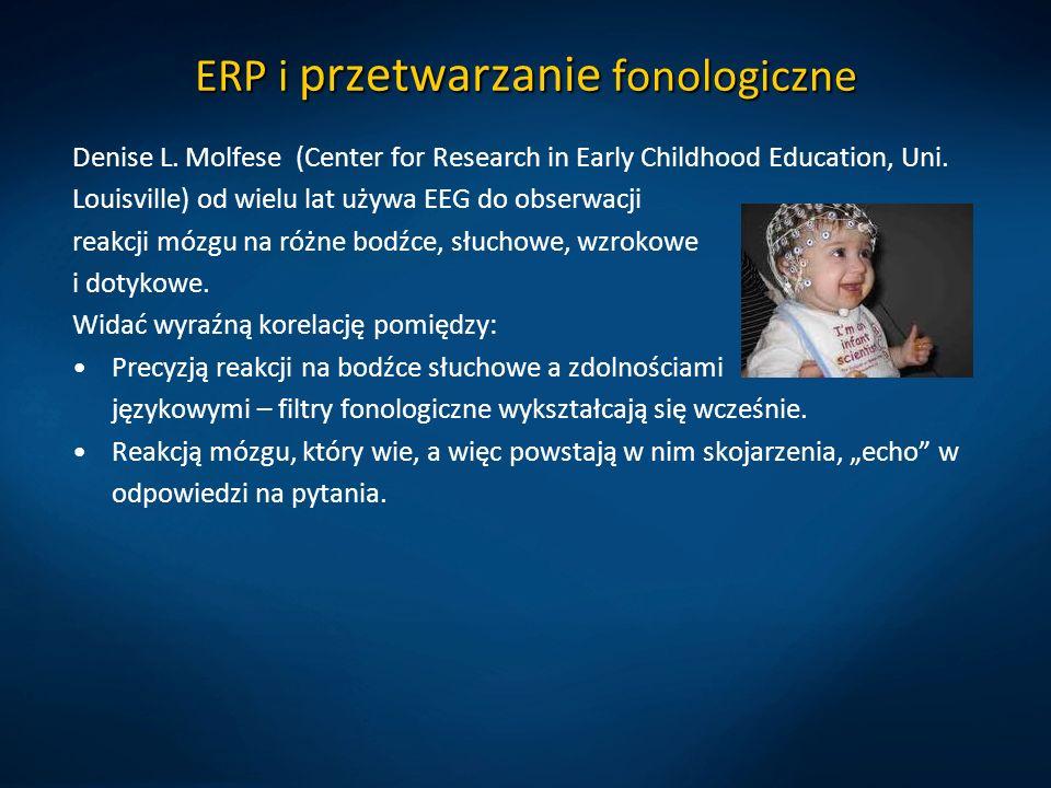 ERP i przetwarzanie fonologiczne