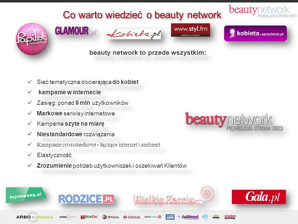 Co warto wiedzieć o beauty network