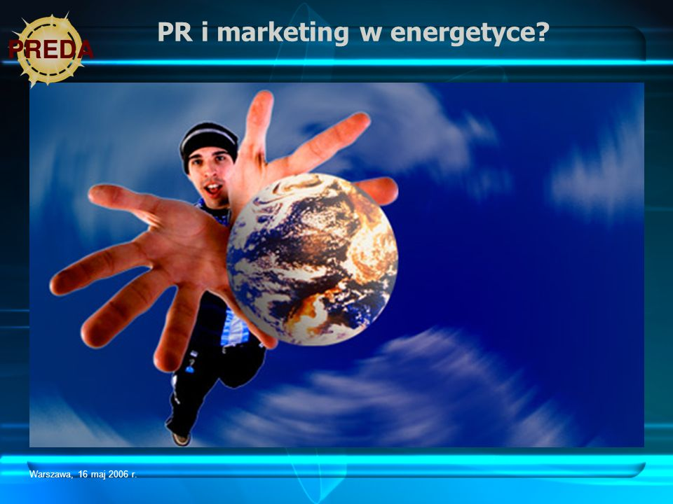 PR i marketing w energetyce