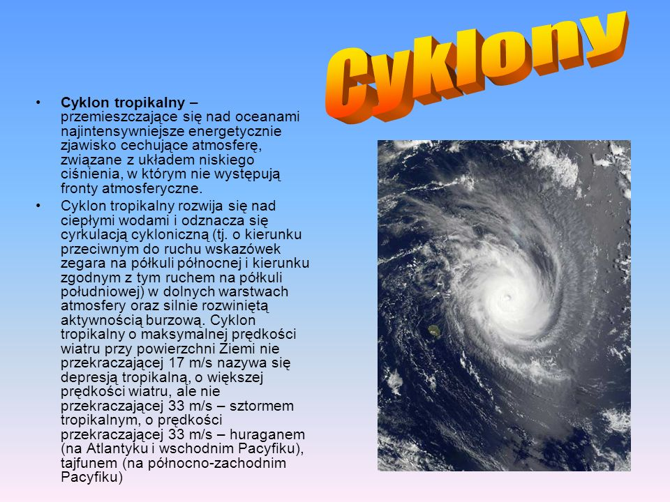 Cyklony