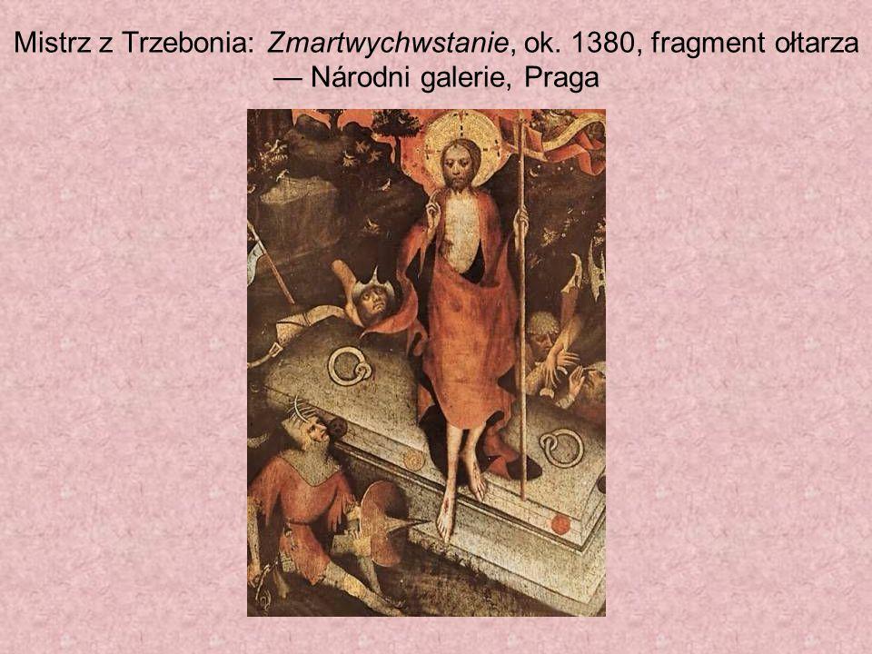 Mistrz z Trzebonia: Zmartwychwstanie, ok