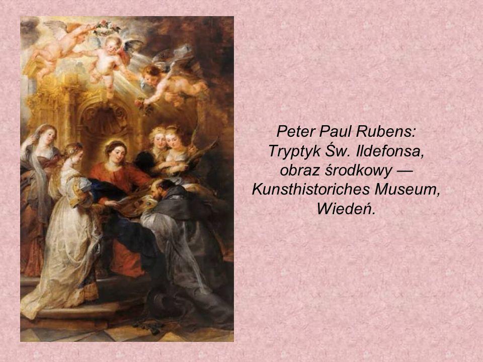 Peter Paul Rubens: Tryptyk Św