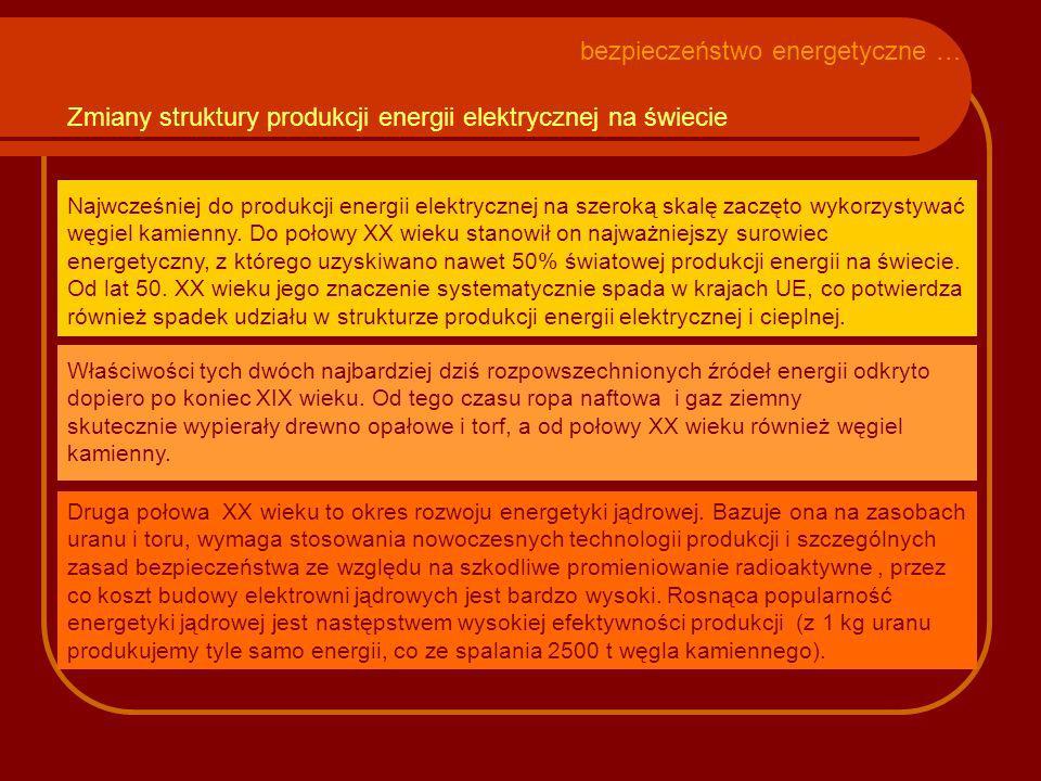 bezpieczeństwo energetyczne …