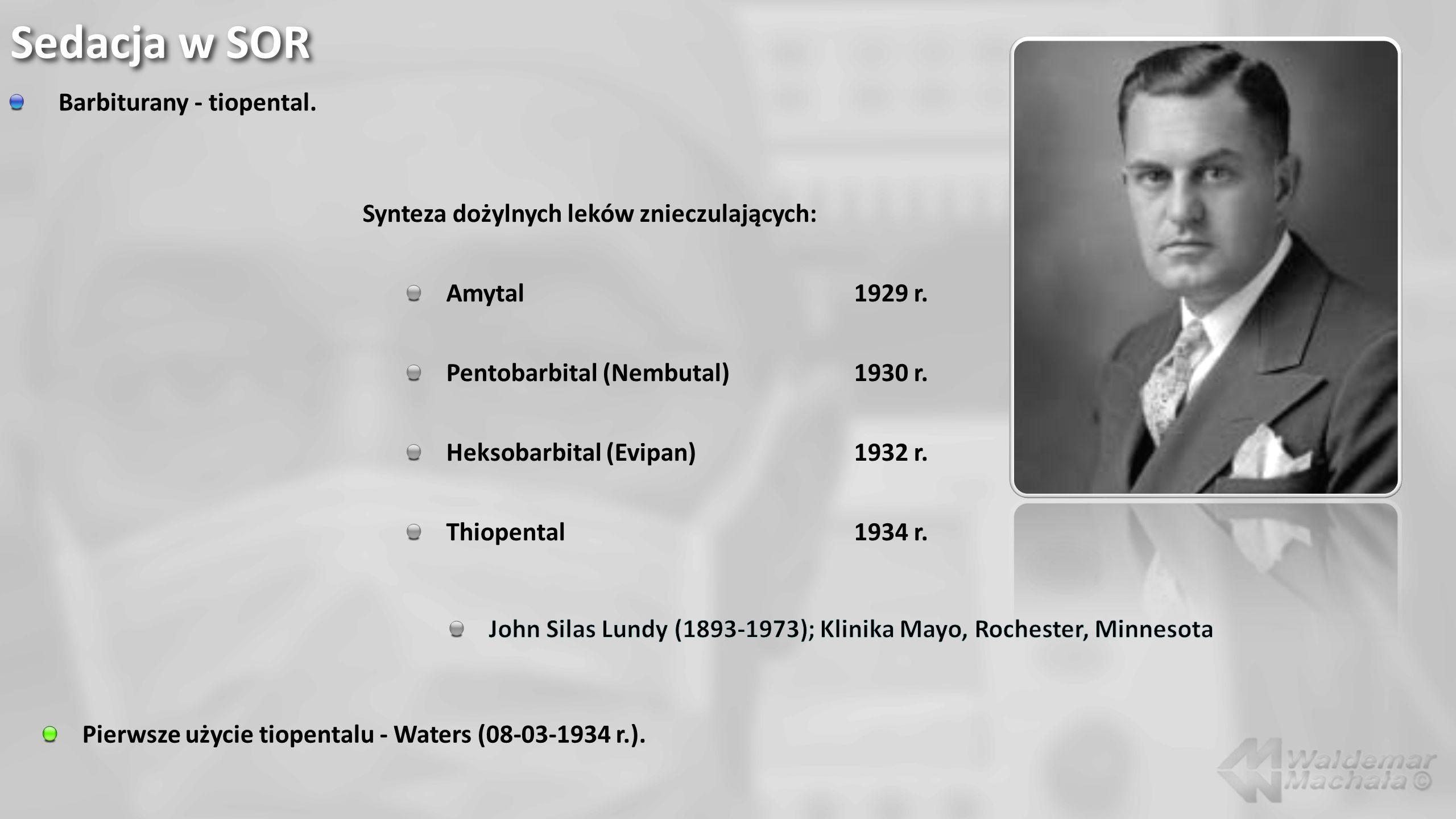 John Silas Lundy (1893-1973); Klinika Mayo, Rochester, Minnesota