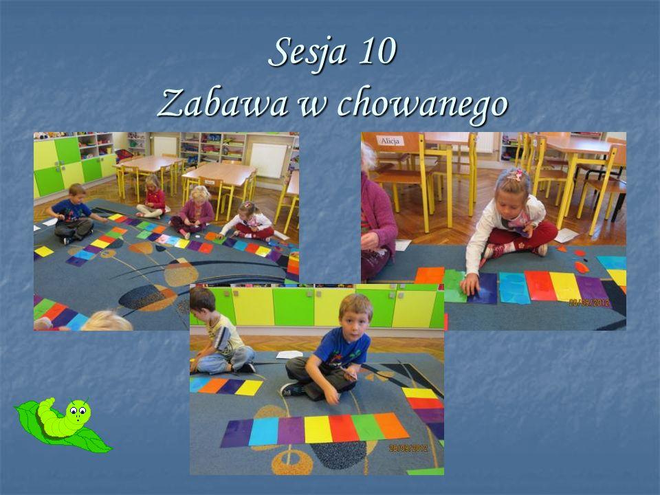 Sesja 10 Zabawa w chowanego