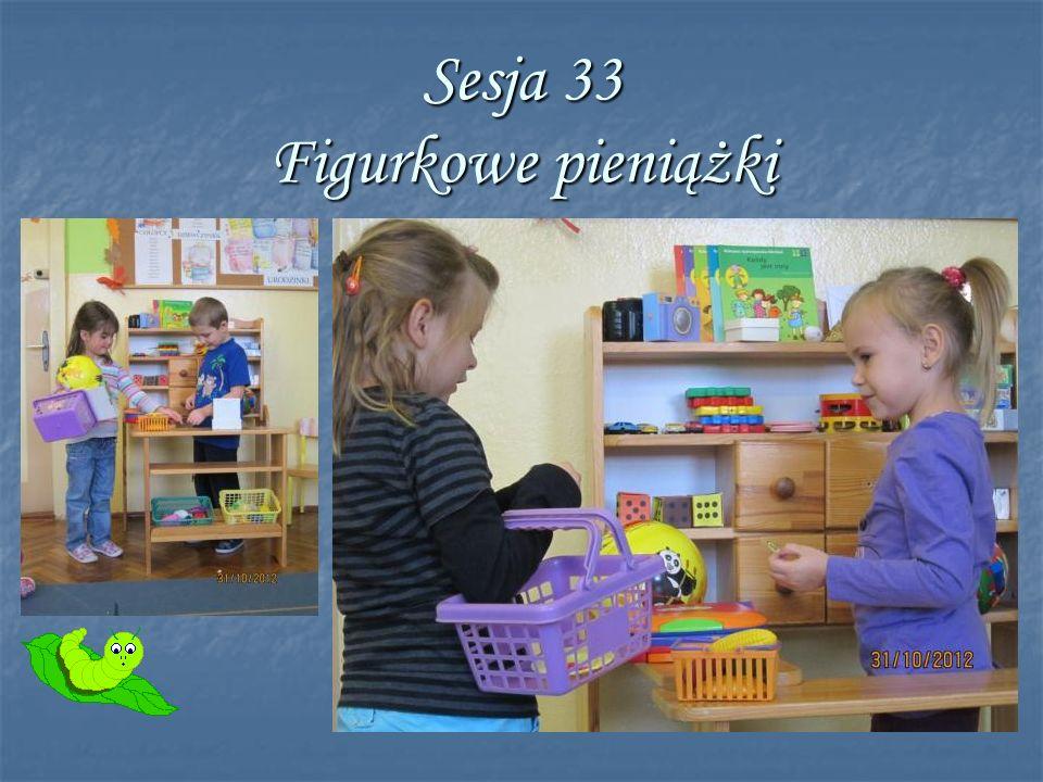 Sesja 33 Figurkowe pieniążki