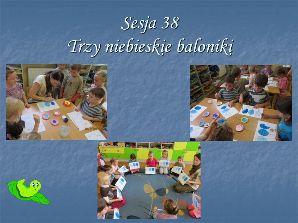 Sesja 38 Trzy niebieskie baloniki