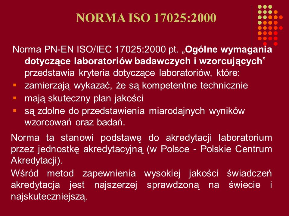 NORMA ISO 17025:2000