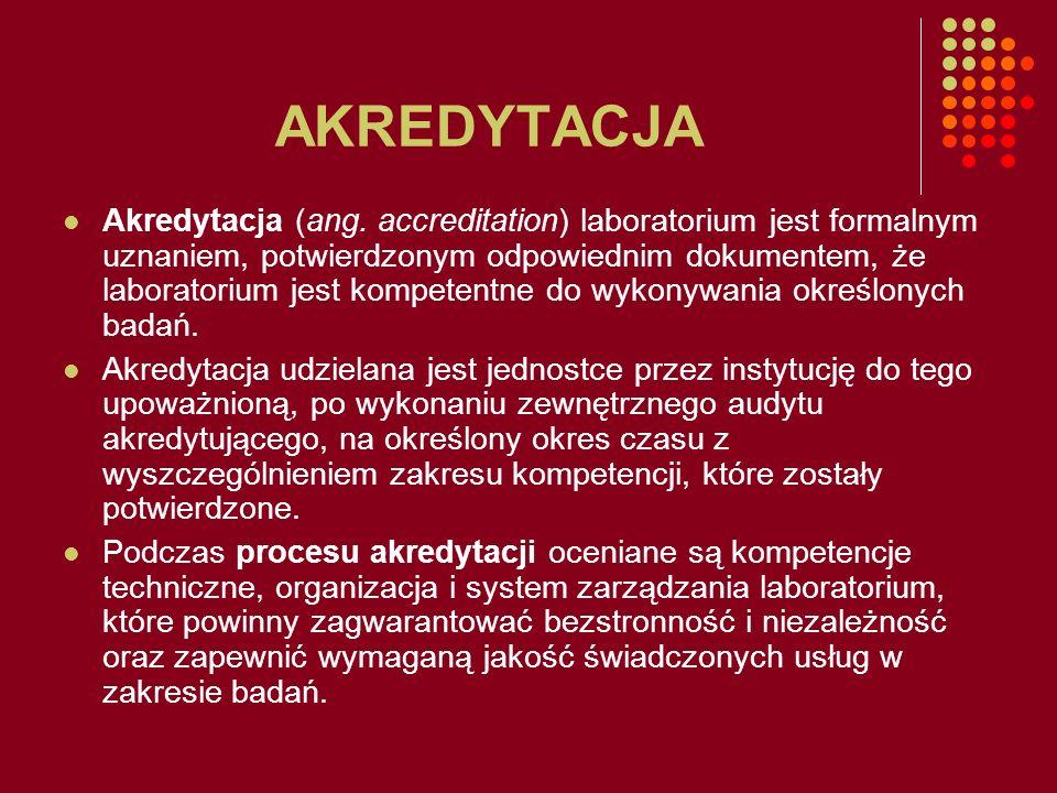 AKREDYTACJA